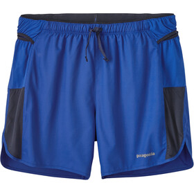 "Patagonia Strider Pro - Shorts Homme - 5"" bleu"